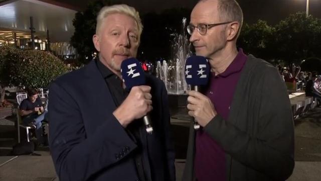 """Matchball Becker   Williams-Aus überrascht: """"So einen Kollaps noch nicht gesehen"""""""