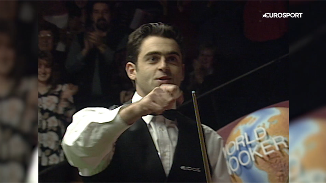The Greatest 147: Ronnie's record effort from 1997