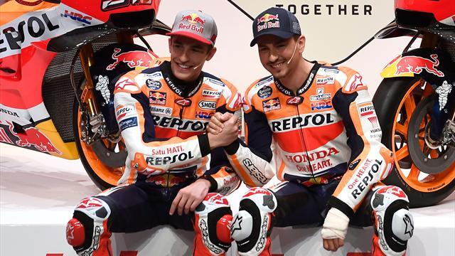 Blessé aux côtes, Lorenzo vise le GP d'Argentine