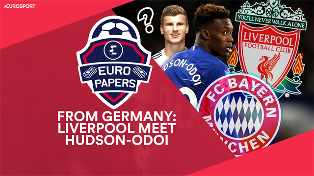 Euro Papers: Liverpool in shock Hudson-Odoi transfer talks