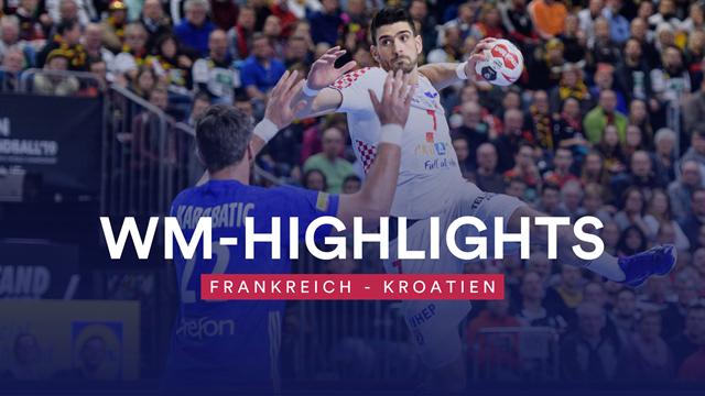 Kroatien überrascht den Titelverteidiger: Erste Niederlage für Frankreich