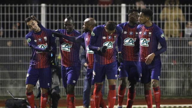 Rennes et Caen qualifiés, la L1 se fait respecter