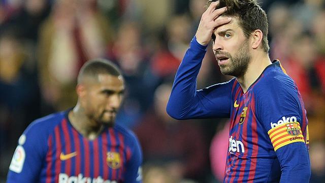 Il Siviglia vince il primo round: Barcellona ko 2-0, esordio negativo per Boateng
