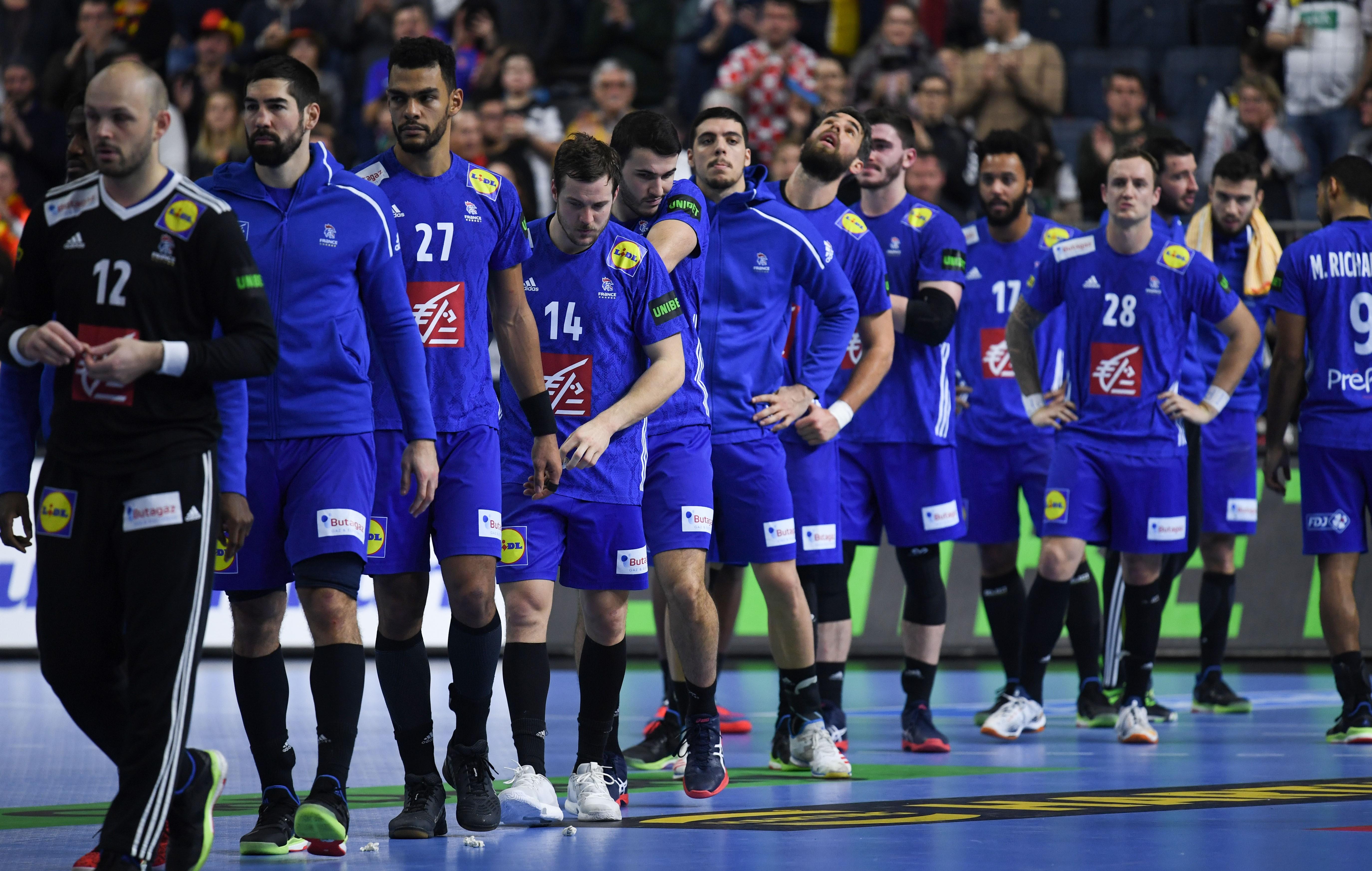 L'équipe de France de handball / Mondiaux 2019