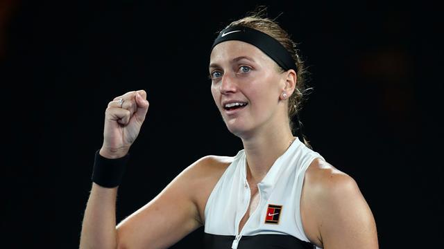 Open d'Australie: finale inédite entre Naomi Osaka et Petra Kvitova (vidéos)