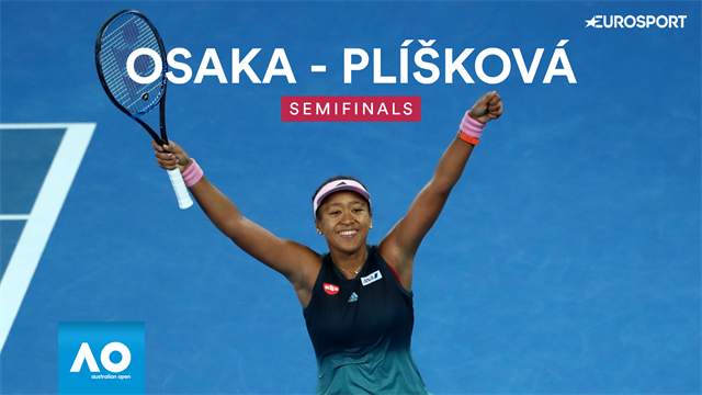 Highlights: Osaka comes through Pliskova test in three to make final