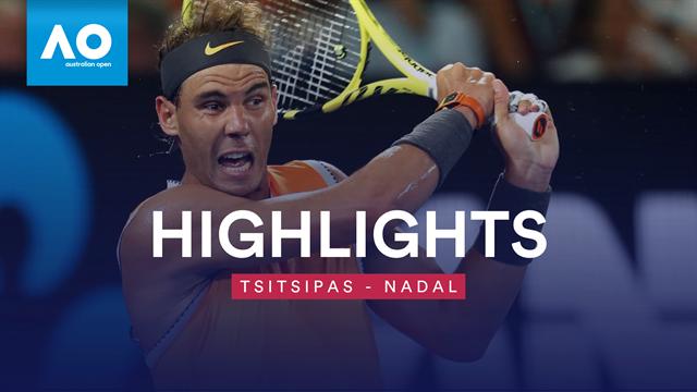 Vorstellung der Extraklasse! Nadal zündet den Halbfinal-Turbo