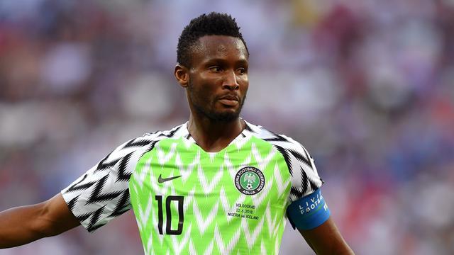 Mikel pourrait faire son retour avec le Nigeria