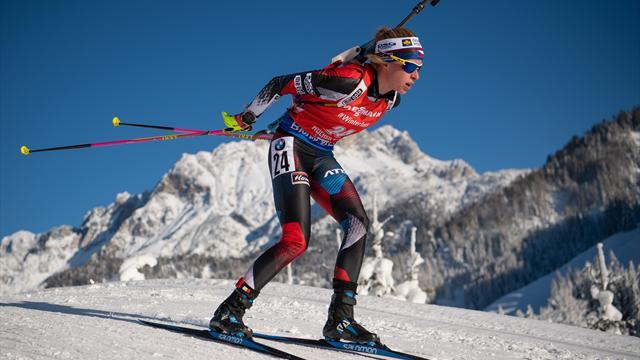 MS v biatlonu na Eurosportu