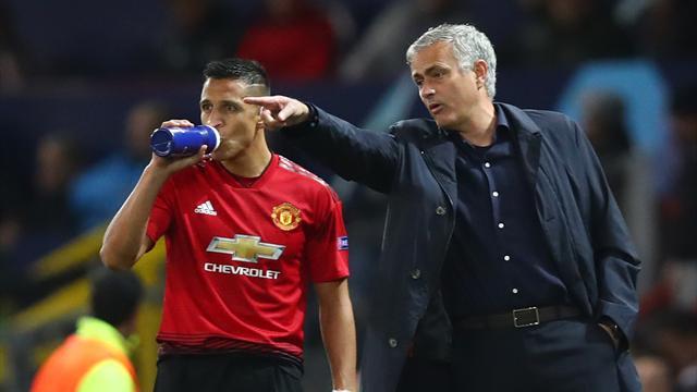 Jose hopes 'sad man' Sanchez returns to form at Inter