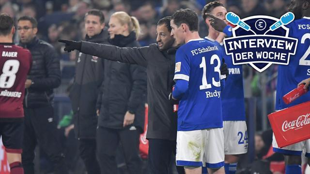 """Tedesco-Rückkehr auf Schalke? Stevens hat """"keine Bedenken"""""""