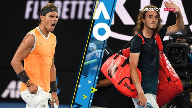 Highlights: Federers banemand fik ørene i maskinen mod Nadal