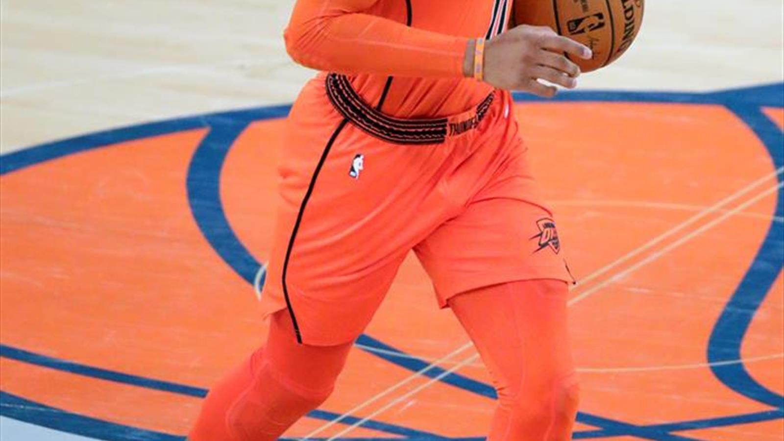 122-116. Westbrook logra el decimoquinto triple-doble y ganan los Thunder ac431df0e70d9