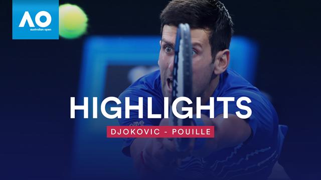 Demonstration in 83 Minuten: Djokovic fegt ins Finale