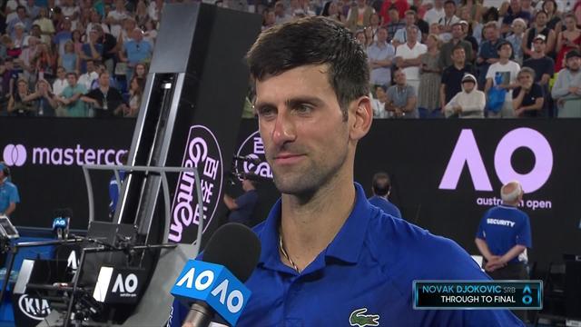 """Djokovic: """"La finale con Nadal? Comprerei il biglietto, ma questa volta non durerà sei ore..."""""""