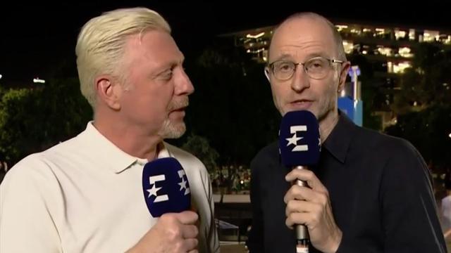 "Matchball Becker: Gereiztes Ego führt zum ""ultimativen Spiel"""