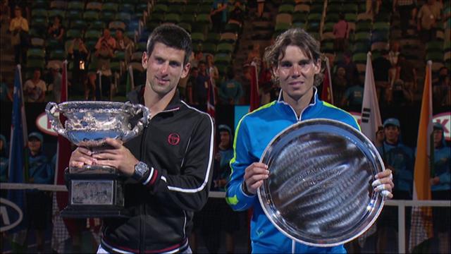 Vor sieben Jahren: Ein episches Endspiel zwischen Nadal und Djokovic