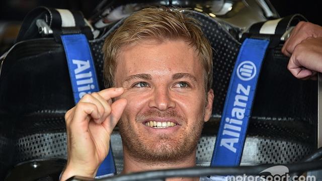 La F1 ne pourra pas continuer avec des moteurs thermiques — Rosberg