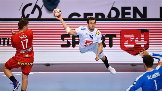 Handball-WM: Diese Spiele zeigt Eurosport live im TV und im Eurosport Player
