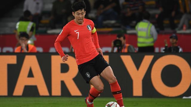 Son set for Spurs return as Hatem wonder strike secures Qatar upset of South Korea