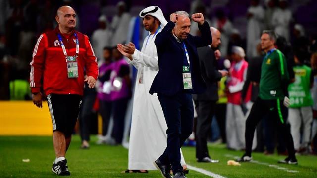 Zaccheroni in semifinale di Coppa d'Asia con gli Emirati Arabi! Australia e Corea del Sud a casa