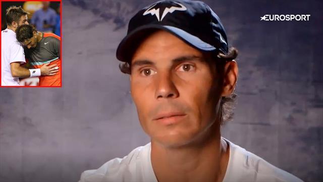 Open Australia 2019: Nadal revela el partido más duro y que más tocado le ha dejado en su carrera