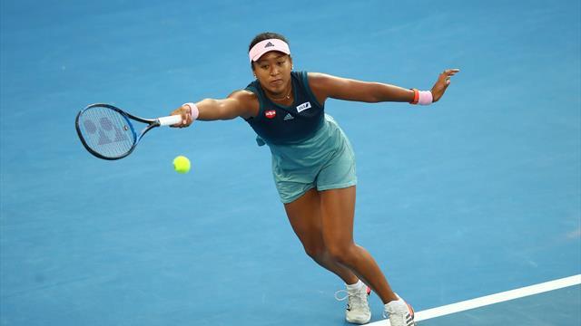 Touchée au dos, Osaka déclare forfait à Doha — WTA