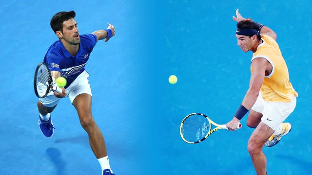 Djokovic v Nadal: 'We can promise one thing: both of us will give absolutely everything'