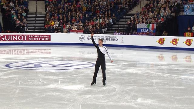 Matteo Rizzo pulls off top skate to Queen's Bohemian Rhapsody