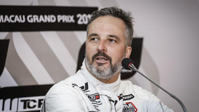 Muller: I can go one better in WTCR but it will be tough