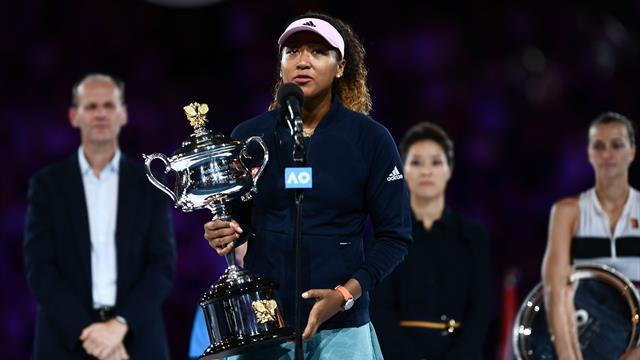 Vinner av Australian Open 2019: Se takketalen til Osaka