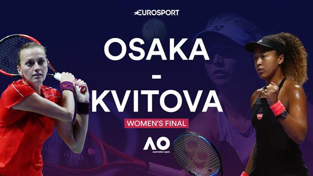 Open Australia 2019: El resumen del espectacular triunfo de Osaka ante Kvitova que vale el título