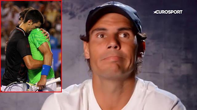 Open Australia 2019: Nadal detalla como es su rivalidad con Djokovic y la final de 2012