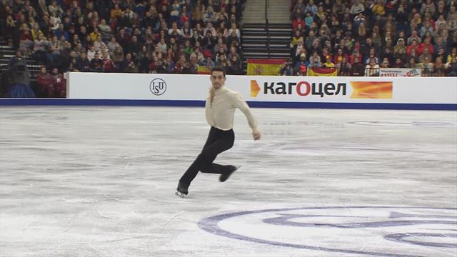 Fernandez retires with seventh European figure skating title