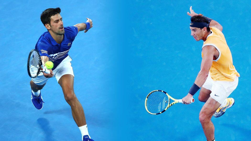 155335fba7 Djokovic ou Nadal ? Nos pronostics pour la finale - Open d'Australie 2019 -  Tennis - Eurosport