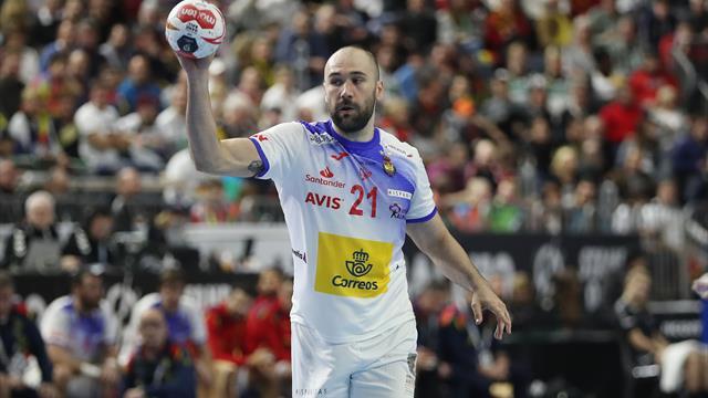 Spanien sichert sich Platz bei Olympia-Qualifikationsturnier