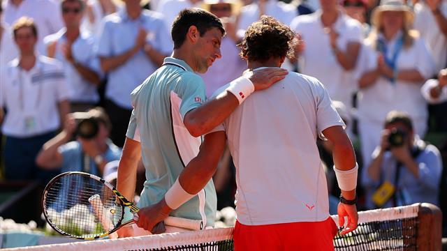 Le Top 15 des duels entre Nadal et Djokovic