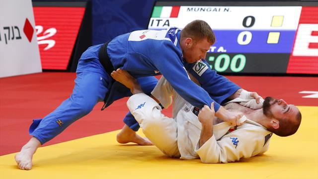 Tel Aviv despide su Grand Prix de Judo