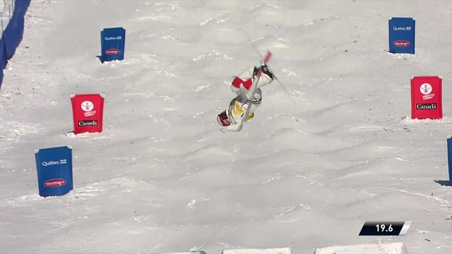 Mikael Kingsbury wins on home slopes of Mont Tremblant