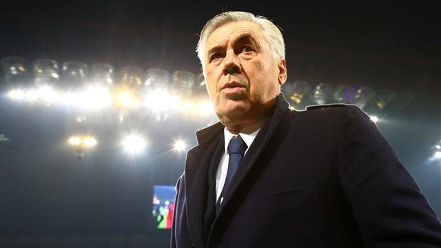"""Ancelotti: """"Emozionato per il mio debutto in Europa League; Hamsik? Perdiamo un giocatore storico"""""""