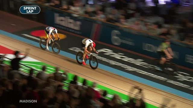 Kluge and Reinhardt speed to clinical victory in Madison