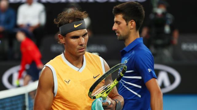 Le débat : Djokovic était-il trop fort ou Nadal est-il passé à côté ?
