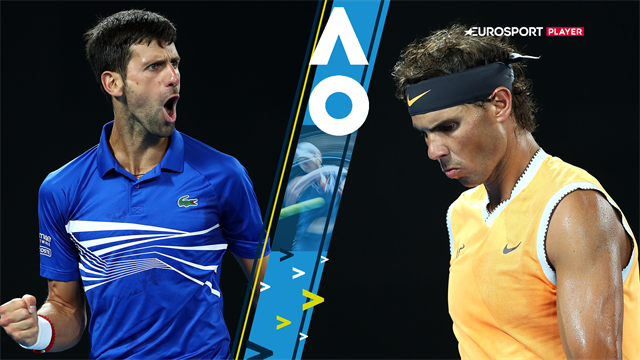 Highlights: Djokovic udraderer Nadal og tager sin syvende Australian Open-titel i overlegen stil