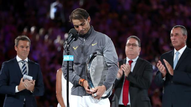Nadal: Djokovic's level was 'amazing', it's been an emotional two weeks