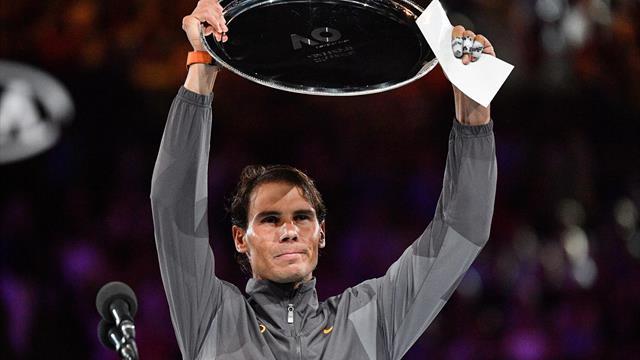Nadal tilbake etter skade: – Det har vært to emosjonelle uker