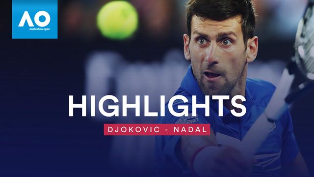 Präzise, druckvoll, gnadenlos: So fegte Djokovic über Nadal hinweg