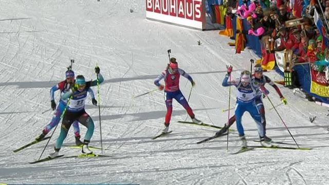 Highlights: Dahlmeier wins first World Cup event of season in Antholz-Anterselva