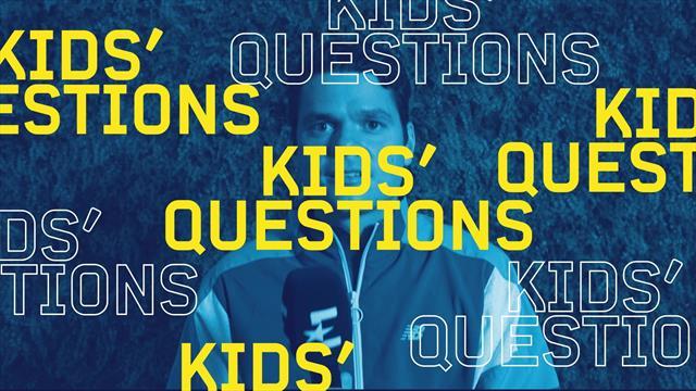 """Kids Questions"" con Milos Raonic: da Michael Jordan al primo bacio..."