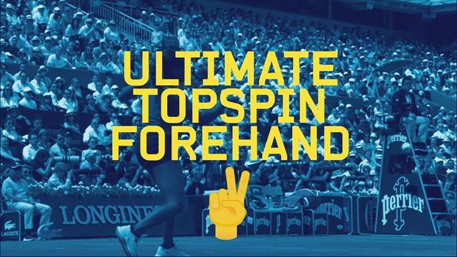 """""""60 Second Pro"""": i consigli di Sloane Stephens sul dritto in top spin"""