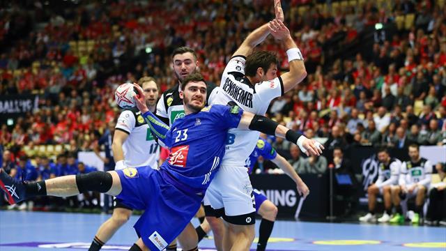 Die Handball-WM live im TV und im Eurosport Player